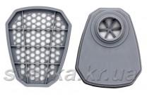 Фильтр сменный для Сталкер-2 и маску лицевую обзорную (химический марка А)