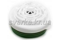 Фильтр сменный для Тополь марка К1Р1 Горловка (зелёный) амиак
