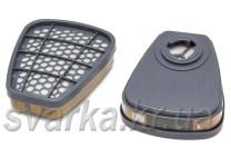 Фильтр сменный для  ЗМ модель 6000 (химический марка А)