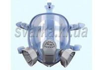 Маска защитная универсальная KROHN 9900A (силиконовой оправа)