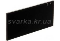 Стекло для сварочной маски С-4 50х102 мм
