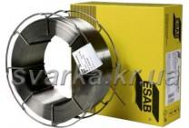 Проволока порошковая нержавеющая Shield-Bright 316L X-tra (OK Tubrod 14.31)
