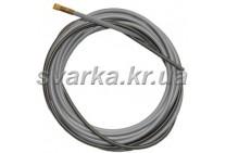 Спираль подающая белая 2.2 / 6.0 / 540 мм для проволоки d 1.4 - 1.6 мм