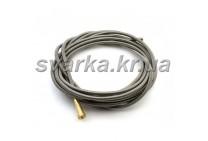 Спираль подающая без изоляции 2.0 / 4.5 / 340 мм для проволоки d 1.0 - 1.2 мм