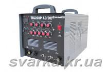 Сварочный инвертор для аргонодуговой сварки W-MASTER TIG-220P AC/DC