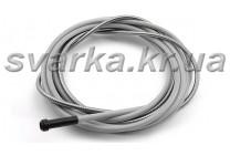 Спираль подающая белая 1.3 / 3.8 / 340 мм для проволоки d 0.6 - 1.0 мм