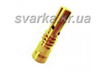 Вставка для наконечника сварочной горелки MIG/MAG ABIMIG GRIP A 455 M10/М18/60 мм  Abicor Binzel