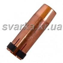 Газовое сопло для сварочной горелки MB 401 / 501 / D GRIP 16,0/24/76 мм ABICOR BINZEL