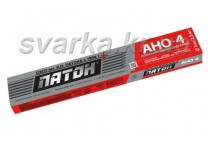 Электроды АНО-4 Ø 3 мм ПАТОН (пачка 5 кг)