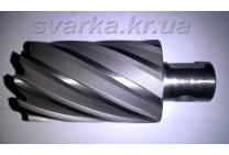 Фреза кольцевая (сверло корончатое) 40х50 мм HSS-XE Silver-Line Karnasch