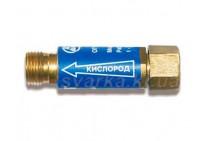 Клапан обратный огнепреградительный ДОНМЕТ КОК для установки на редуктор