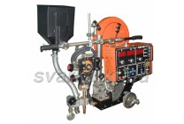 Автомат дуговой сварки АДФ-800 для сварки стыковых швов