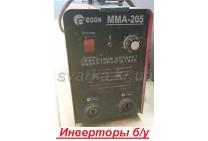 Сварочный инвертор EDON MMA-205 б/у