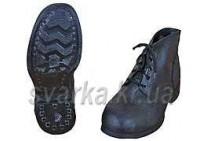 Ботинки Гвоздь кирзовые