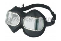 Очки газосварочные ЗН8-У 4 стекла в дермонтине