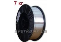 Проволока сварочная алюминиевая ER 5356 Ø 0.8 мм (катушка 7 кг)