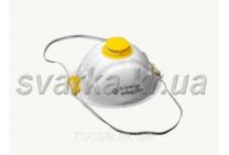 Респиратор Росток EN149:2001 формованный жёлтый FS-17V FFP1 NR D