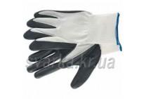 Перчатки Вампирки черные (х/б вязаные)