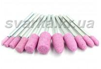 Набор шлифовальных камней для дрели 10 шт грубой зернистости