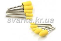 Набор шлифовальных камней для дрели 10 шт мелкой зернистости