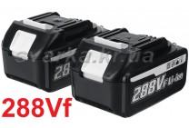 Литиевая батарея Li-ion 288Vf (аналог Makita 18V) для цепной мини пилы 4/6/8 дюймов