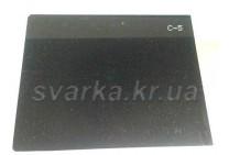 Стекло для сварочной маски евро С-5 90х110 мм