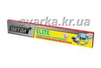 Электроды ПАТОН ELITE Ø 3 мм (1 кг пачка)