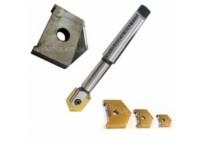 Сверло перовое по металлу в сборе Ø 22 мм Р6М5