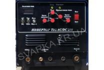 Установка аргонодуговой сварки TIG-200 AC/DC
