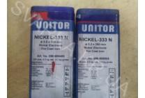 Электроды для сварки чугуна Unitor NICKEL-333N