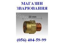 Корпус цанги с диффузором WE - d=0.5 мм аргонодуговой горелки ABITIG® GRIP / SRT 18 SC