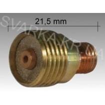 Корпус цанги с диффузором WE - d=2.4 мм аргонодуговой горелки ABITIG® GRIP / SRT 9 / 9V / 20