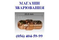 Корпус цанги d=1.6-3.2 мм аргонодуговой горелки WP-9 (аналог ABITIG/SRT 9/20)