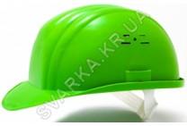 Каска строительная зеленая