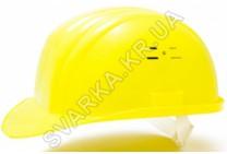 Каска строительная желтая